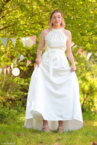 créateur robes de mariée, créatrice robes de mariée, robes de mariée poitou charentes, corset robe style bohème