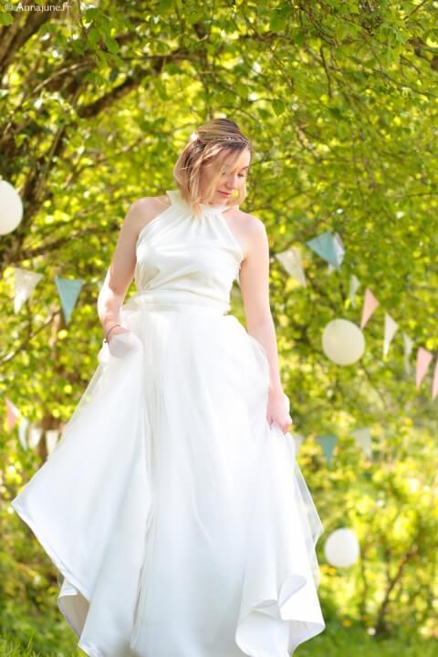créateur robes de mariée, créatrice robes de mariée, robes de mariée poitou charentes, robe style bohème