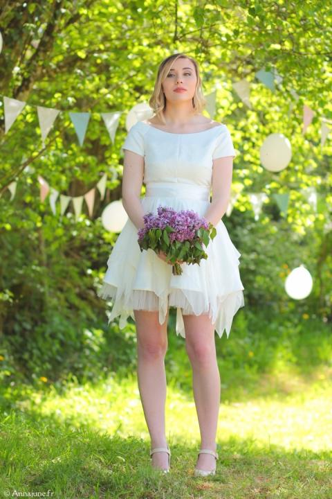 créateur robes de mariée, créatrice robes de mariée, robes de mariée poitou charentes, robe style bohème rétro