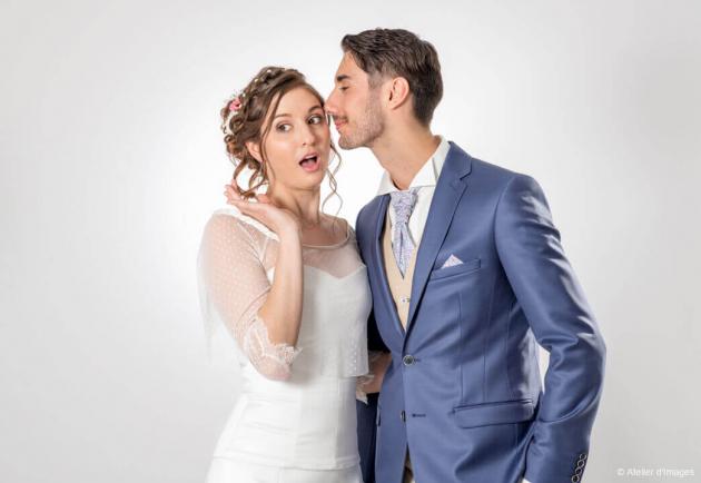 Shooting salon du mariage Parthenay 7