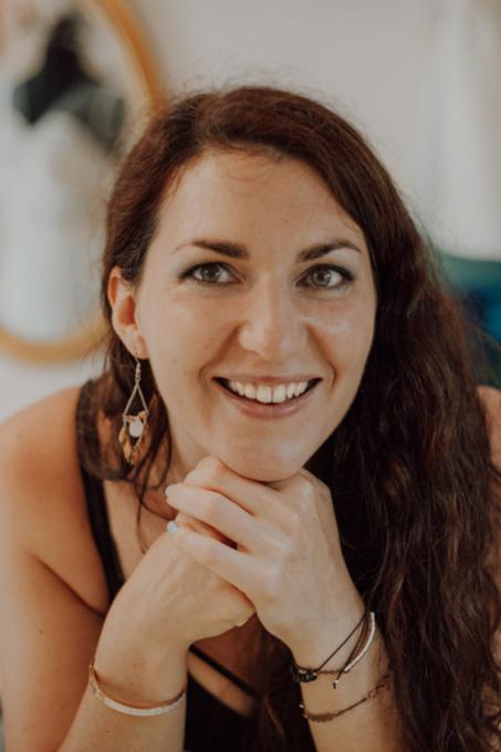 Virginie Hautclocq Portrait